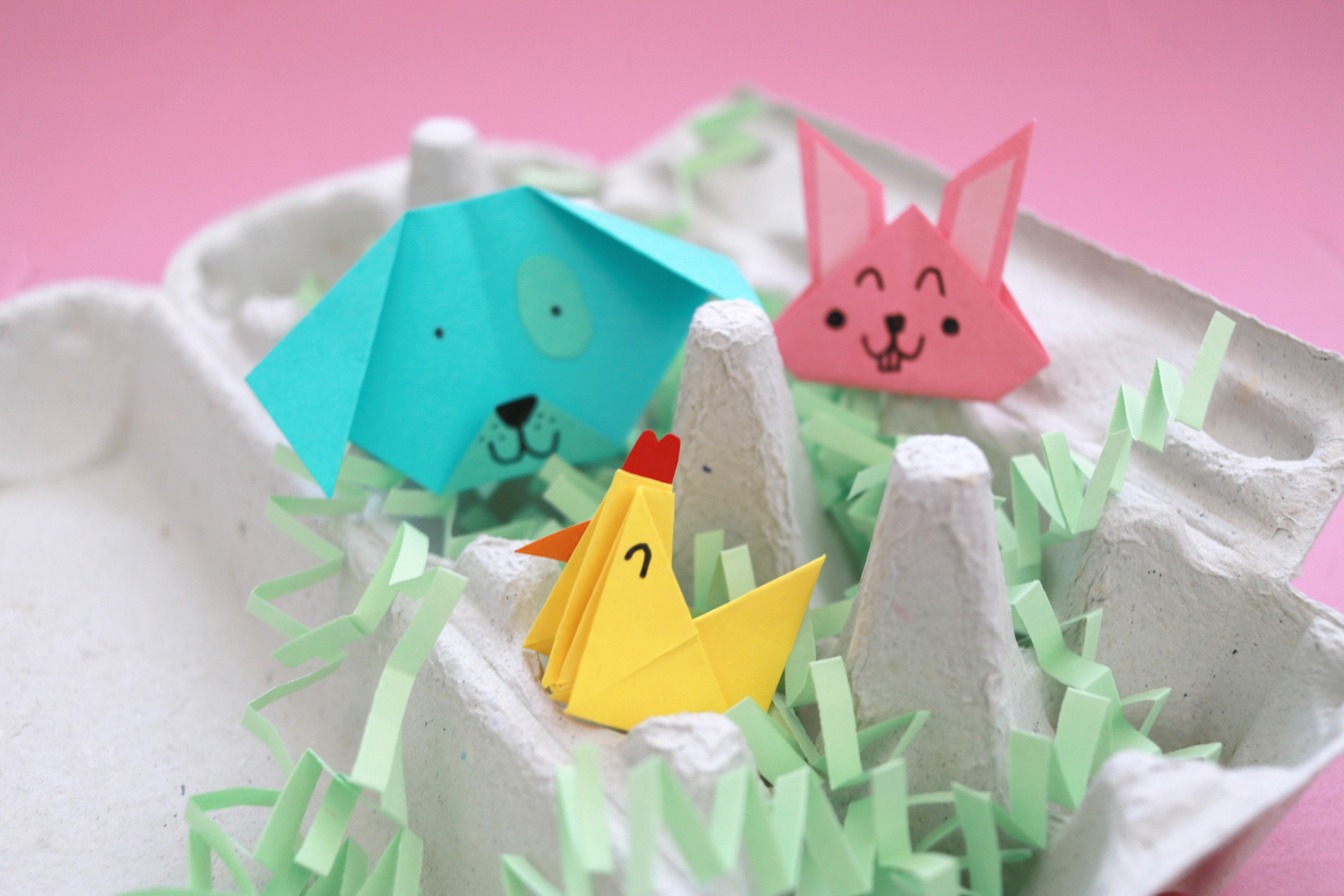 Origami Animals Free Vector Art - (365 Free Downloads) | 1000x1500